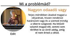 Mi a problémád?