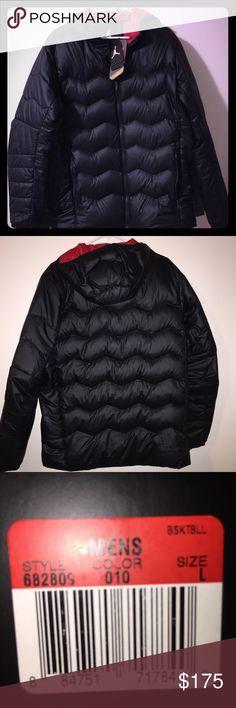 875965cee02 NEW NIKE MEN'S JORDAN FLIGHT HYPERPLY DOWN JACKET Great lightweight winter  jacket! Get yours at