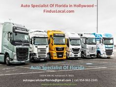 Auto Specialist Of Florida 2200 N 30th Rd, Hollywood, FL 33021 954-963-2345