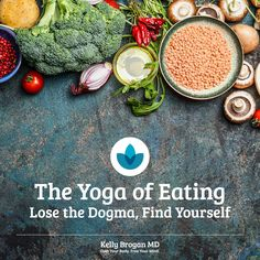The Yoga of Eating: Lose the Dogma, Find Yourself    In the Yoga of Eating, Charles Eisenstein offers an olive branch to your body. He invites you to reconnect to the only guru you'll ever need.