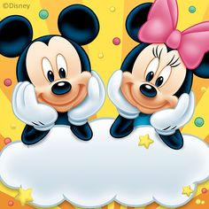 Disney Micky Maus, Mickey E Minie, Mickey Mouse Cartoon, Mickey Mouse And Friends, Minnie Mouse Party, Retro Disney, Disney Art, Walt Disney, Cartoon Coloring Pages
