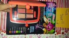 Real makeup. Really good 4 kids and adult Available