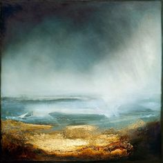 Signed limited edition Giclee and silkscreen prints by contemporary landscape artist Marco Crivello Contemporary Landscape, Contemporary Paintings, Abstract Landscape, Seaside Art, Coastal Art, Nature Paintings, Landscape Paintings, Landscapes, Deco Paint