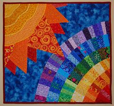 Sunshine quilt | Flickr - Photo Sharing!