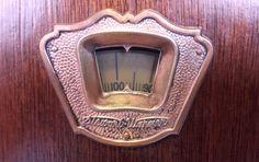 Stewart Warner 101A (1931) Stewart Warner 101A (1931), Console radio, antique radio, Tube radio, Radio antigua.