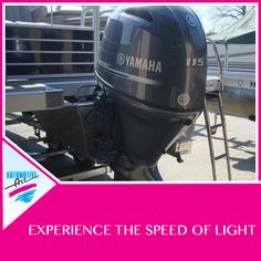 The new Yamaha F115 drafts closely behind more powerful F200, offering incredible power and repower flexibility. It's also the lightest 115hp four stroke on the water today.