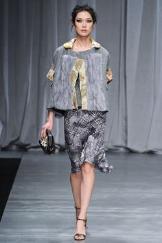 Antonio Marras Fall 2012 Ready-to-Wear Collection Slideshow on Style.com