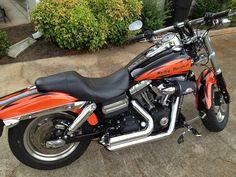 2008 Harley-Davidson® FXDF Dyna® Fat Bob