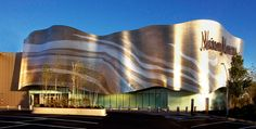 Neiman Marcus at Natick Mall in Boston, MA by Elkus Manfredi Architects Natick Mall, Retail Facade, Chestnut Hill, Shopping Mall, Shopping Center, Department Store, Retail Design, Fun Workouts, Female Bodies