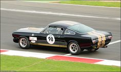 Silverstone Classic 2011 - Shelby Mustang GT350