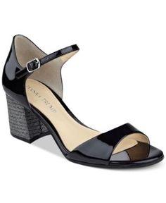 da9eb8855ea IVANKA TRUMP EASTA BLOCK-HEEL SANDALS WOMEN S SHOES.  ivankatrump  shoes
