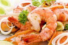 Restaurante cu specific mediteranean in Bucuresti Best Chicken Recipes, Shrimp Recipes, Fish Recipes, Meat Recipes, Cooking Recipes, Shrimp Dishes, Fish Dishes, Main Dishes, Healthiest Seafood