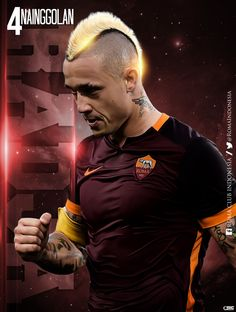AS Roma - Radja Nainggolan
