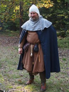 14th century Polish clothing