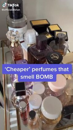 Beauty Care, Beauty Skin, Perfume Organization, Perfume Scents, Glow Up Tips, Best Perfume, Good Perfumes, Perfume Collection, Tips Belleza