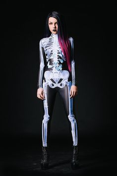 Totally new product, needless to say, but I believe this is the best Skeleton Costume in the world :) Made with endless efforts and love. Enjoy.