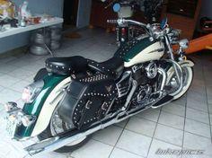 Mayflower's 1998 Honda Shadow