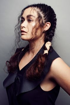 Winner Industry NZ Team of the Year 2016: Three Hairdressing  Makeup: Rebekah Banks Photography: Karen Ishiguro