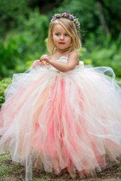 まるでプリンセス♡とびっきり可愛いお子様用結婚式ドレススタイル♡*.+にて紹介している画像