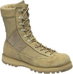 Women's Corcoran 9 Desert Combat Boot - Brown
