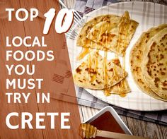 Top 10 Local Foods you Absolutely Must Try in #Crete http://www.rental-center-crete.com/blog/top-10-foods-try-in-crete/