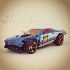 Project Speeder - 2015 Hot Wheels - HW Off-Road: Stunt Circuit #hotwheels | #diecast | #toys | #hwp2015ml