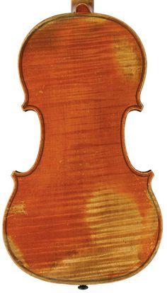 Carl Becker the violin maker