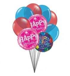Birthday Balloon Delivery Nationwide