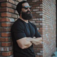 Hot Look - Just BEcasue!!  (RE&D) danz beard