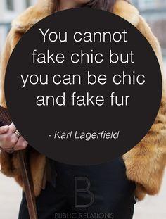 Karl Lagerfeld quote on Fashion #karlLagrlalala @ellie3808