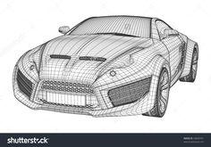 blueprint car - Google Search