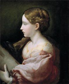 Αγία Βαρβάρα  (1522)