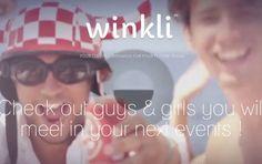 Winkli - Website of the day
