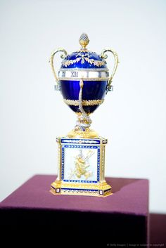 Princess Grace of Monaco's personal Faberge egg