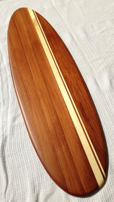 Reclaimed wood Surfboard wall hanger/coat rack by SCMKayaks, $53.00