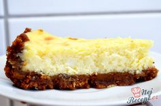 Cheesecake z vaječného likéru | NejRecept.cz