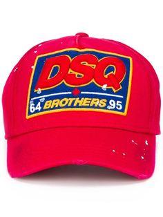 49aec0e992ed DSQUARED2 Brothers baseball cap.  dsquared2  cap