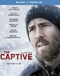 The Captive (2014) New In Theaters (BLURAY) Thriller * Ryan Reynolds