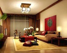 feng shui interior design - Indian home interior, Indian homes and Home interior design on ...