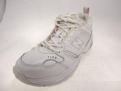 New Balance 602 White & Pink Walking Running Shoes WX602PK Womens Size 6.5B #NewBalance #RunningCrossTraining