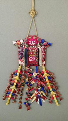 Korean Painting, Korean Design, Korean Art, Korean Traditional, Handicraft, Needlework, Knots, Arts And Crafts, Embroidery
