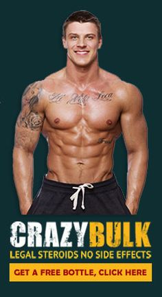 Crazy bulk is the product that's designed for building sturdy and sturdy muscle masses. Using this product helps you to get nice lead to few weeks. This awesome bodybuilding product is FDA approves and contains legal steroids that are best for all the people who want to realize muscle lots in 2 weeks.