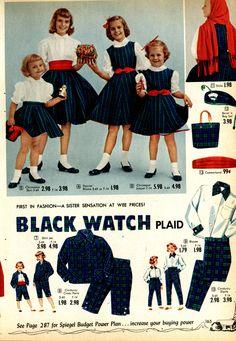good old days Scottish Fashion, Vintage Girls Dresses, Christmas Catalogs, Vintage Wardrobe, Historical Clothing, Good Old, Vintage Ads, Teen Fashion, Amazing Women