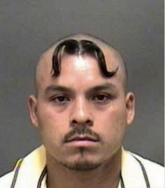 Seriously! Very Funny Hair Style..