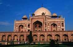 Learn About Mughal Rule in India over 300 Years: Second Mughal emperor Humayan's tomb