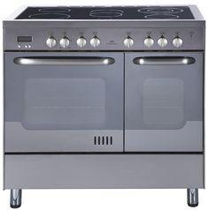double oven electric range | Electric range 90EDO - new double oven range from New World ...