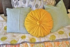 20 DIY Throw Pillows, Part II - Makely School for Girls