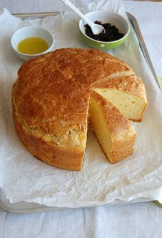 Umbrian Cheese Bread