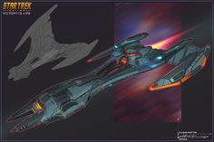Hector ortiz Klingon ship render 3 The Ketha Recon Raptor has been named after the home province of one of the Klingon Empire's modern heroes, General Martok. Star Trek Rpg, Star Wars, Star Trek Ships, Star Trek Online, Concept Ships, Spaceship Concept, Concept Art, Klingon Empire, Studios