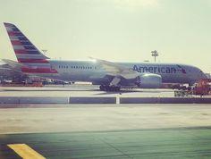 #boeing #b787 #aa #american #airlines